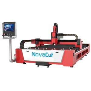 CNC LASER Fiber Novacut Laser F3015KE para cortes de Metais de 2.000w